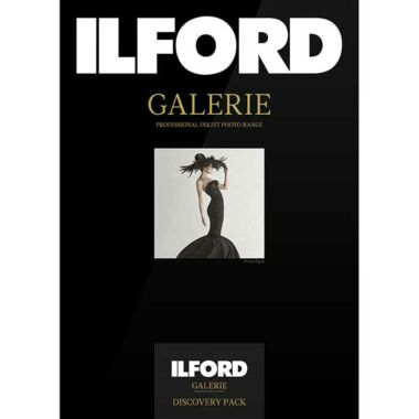 ILFORD Galerie Discovery Pack Complete - A4 36 sheets