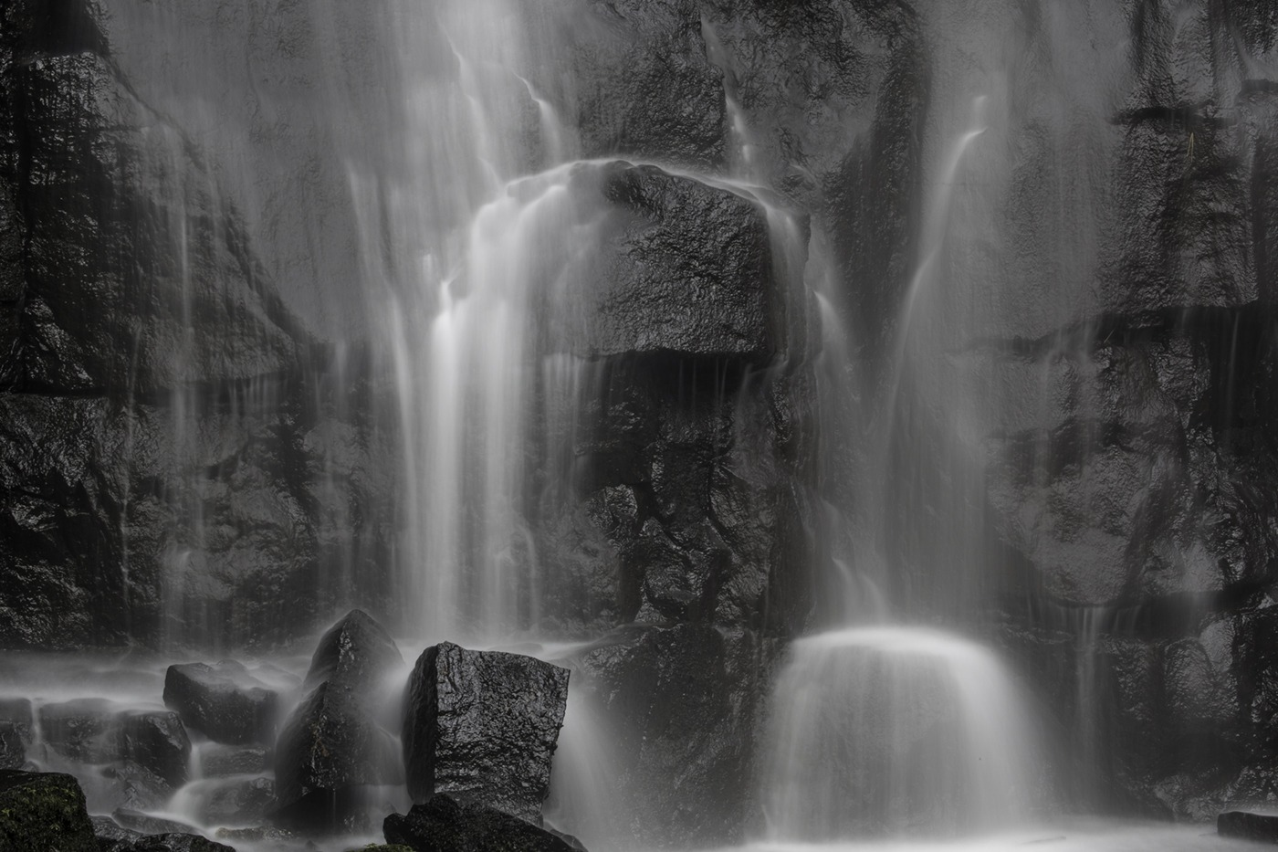 Tony Worobiec: The Intimate Landscape - Waterfalls (Part 6)
